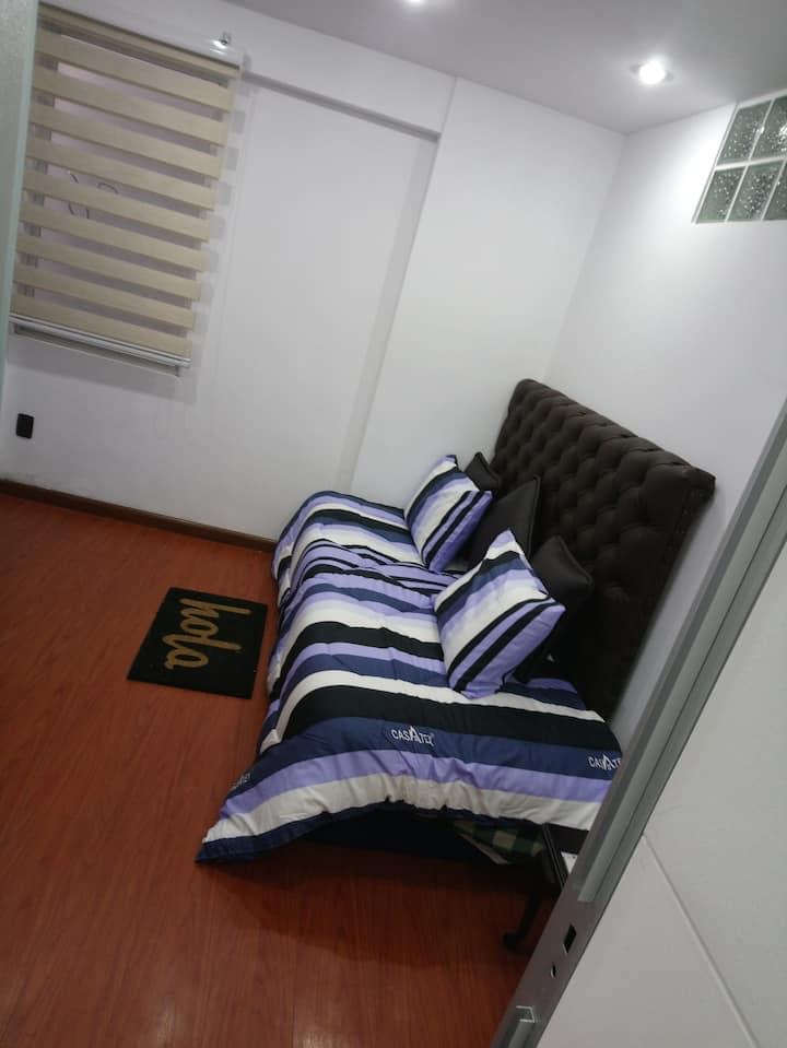 Ara Suites Hab Confortable . 1 person. Hab # 1