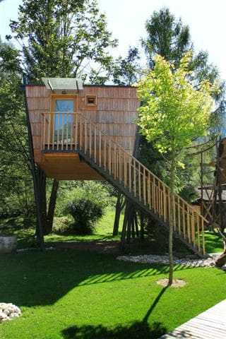 House Raduha - Treehouse