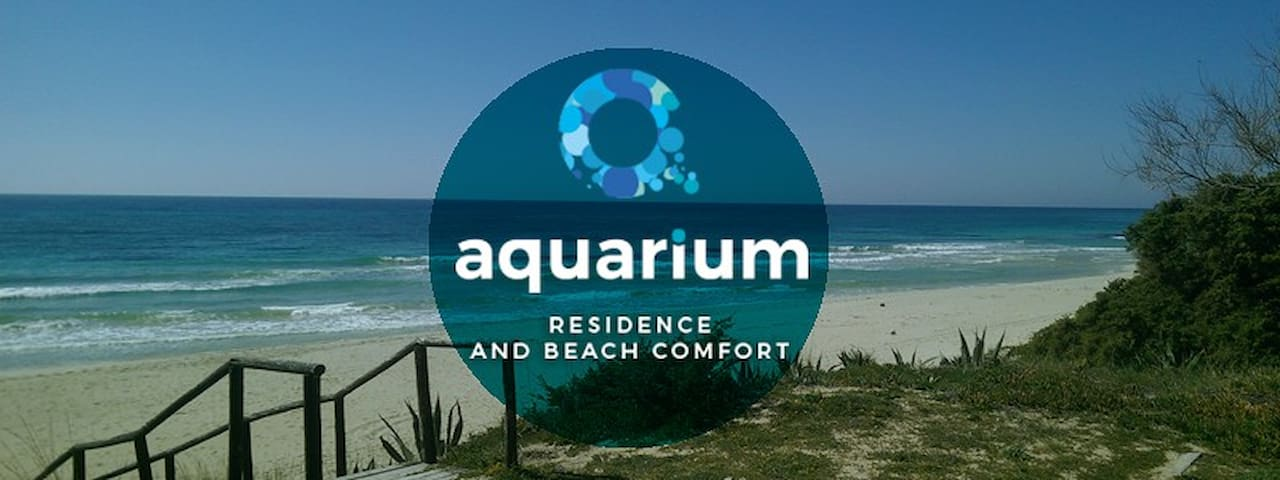 Aquarium B&B 02 Stanza scirocco... sul mare - San Pietro In Bevagna - Bed & Breakfast