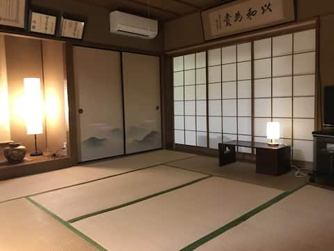Niijima Japanese Style Guest House RoomB