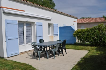 Agréable Maison de Vacances - MAIS 017 - La Faute-sur-Mer - House