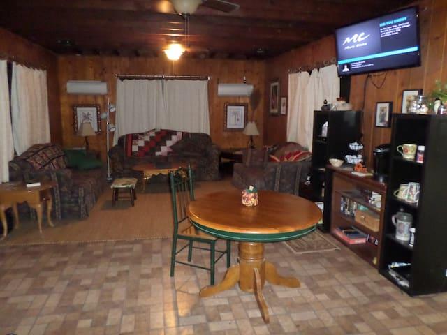 Bedroom; Kitchen; living room - Tampa - Bed & Breakfast