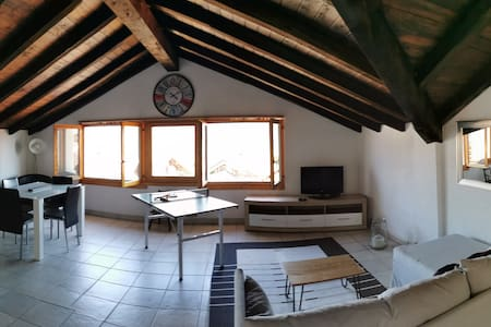 Cosy and quiet private place in Central Valais