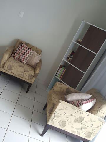 Cobertura aconchegante no Buritis - Belo Horizonte  - Appartement