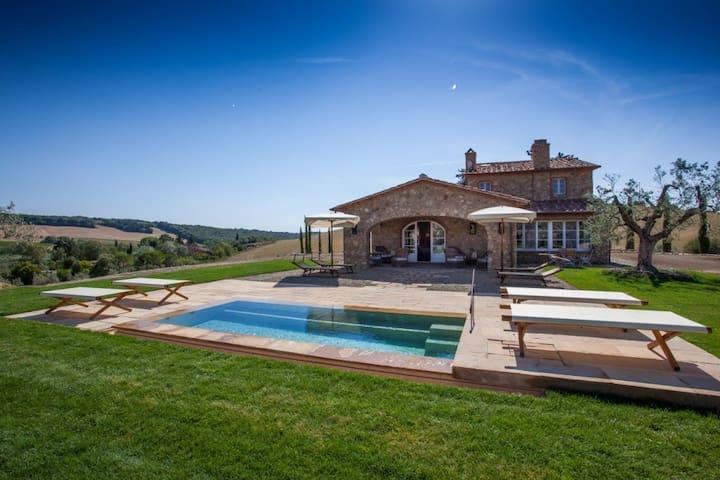 Villa La Salina Etruscan Coast - Bibbona - Villa