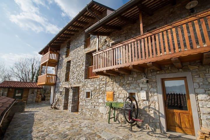 CASA URSIC ( B ) - Stregna - Apartment