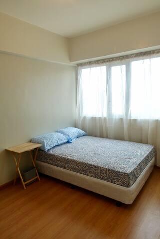 1 Bedroom Condominium, Fully Furnished - Manila - Condominium