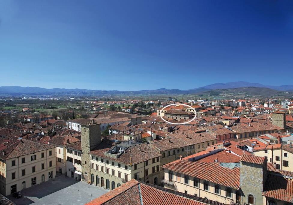 Appartamento nel palazzo aloigi luzzi sec xviii for Piani di piantagione storici
