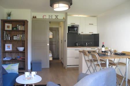 Chamonix Savoy - central & modern