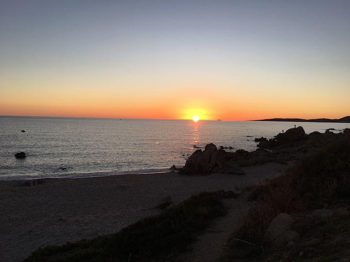 Près de la plage d'Abbartello- Annulation gratuite