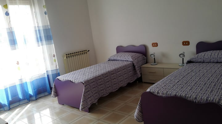ESTIA residence - twins room