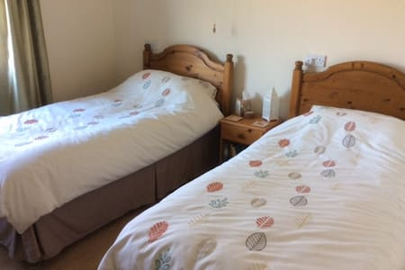 Beautiful Gower location. Twin Bed room, Penclawdd - Pen-clawdd