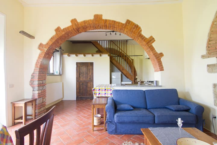 Apartment between Arezzo & Cortona - Arezzo - Apartemen