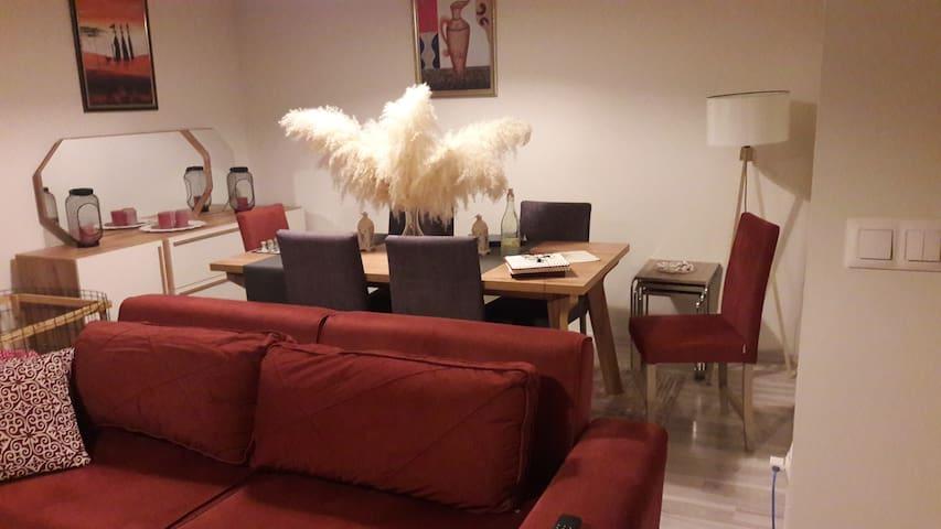 The Newly Modern Apartment in Bursa