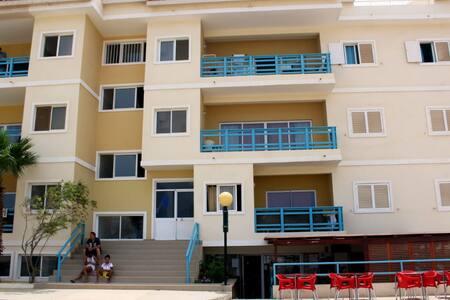 Sal Rei dům u pláže