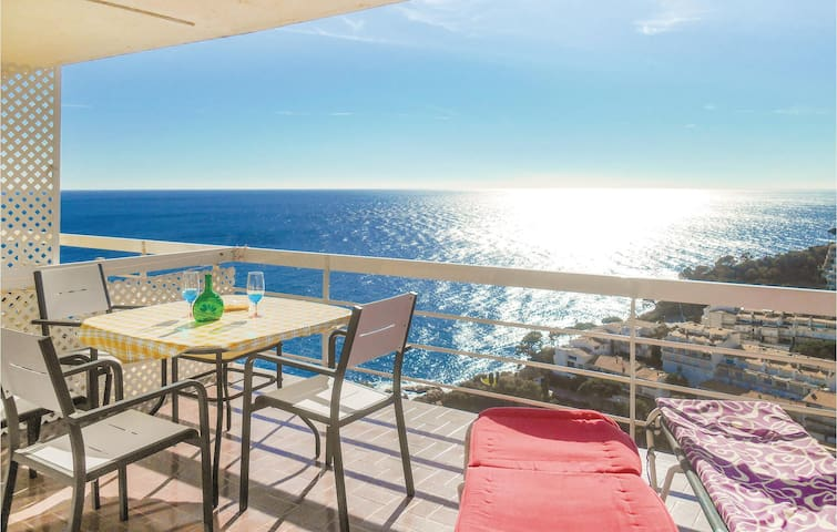 Holiday apartment with 1 bedroom on 53 m² in Tossa de Mar