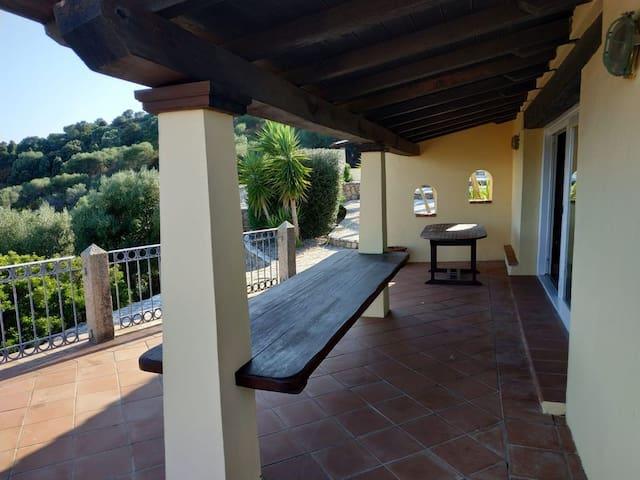 Villa tra Olbia e Porto Rotondo