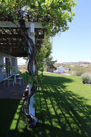 Private Peaceful Ranch Home in Wickenburg - Wickenburg - Rumah