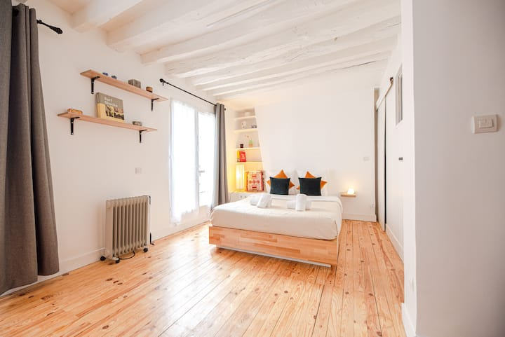 Lovely studio in the marais - New Place