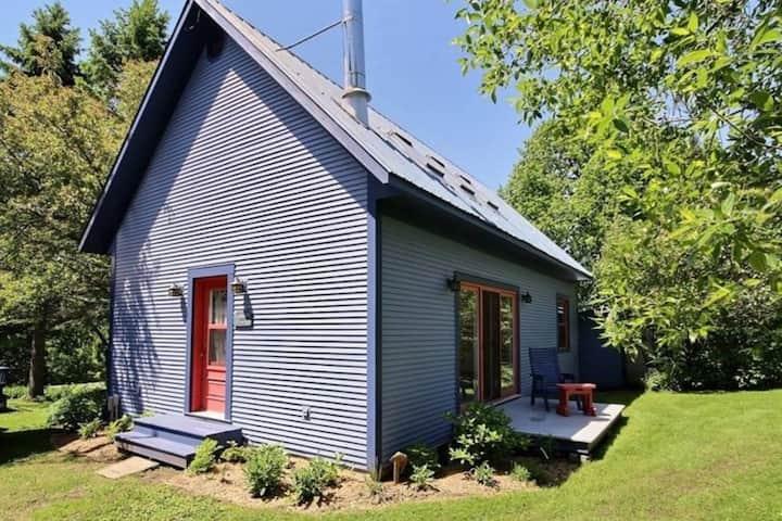 Maisonnette champêtre - Bromont
