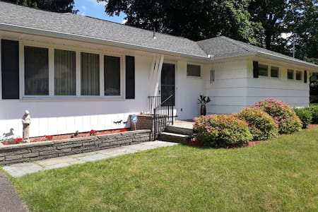 Lovely Ranch Home, close to Binghamton University