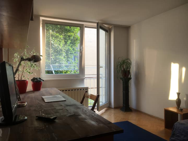 Ljubljana Center Apartment