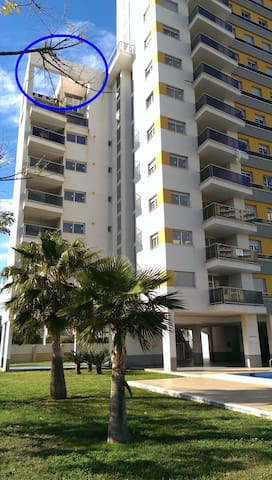 New upmarket 2 bedroom holiday apt - Calp - Appartement
