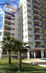 New upmarket 2 bedroom holiday apt - Calp
