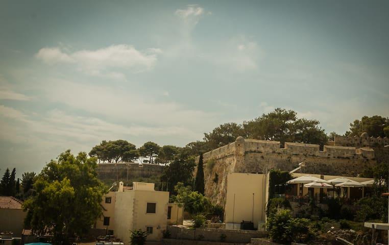 Fortezza apartment Rethymno - Rethymno