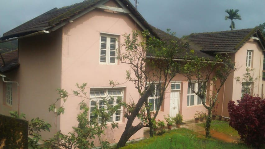 Cherry Blossoms Coorg Stay