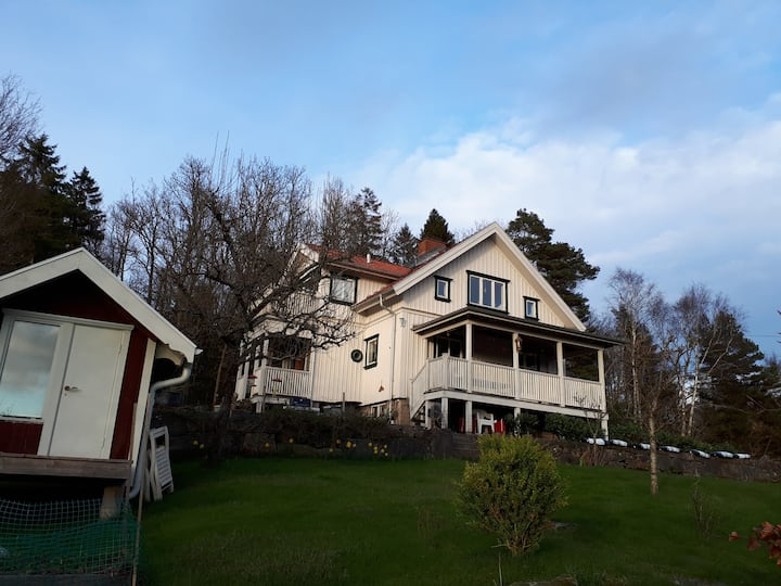 Charming house on the Swedish Westcoast