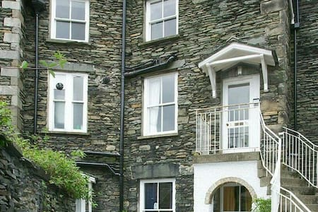Foxgloves, tucked away in the heart of Windermere - Windermere