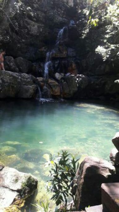cachoeira loquinhas-Passeio