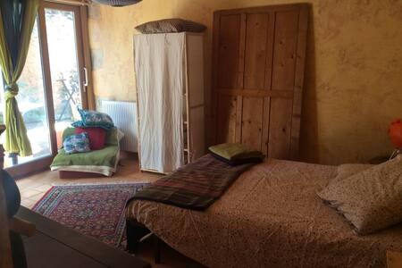 Chambre privée dans une  belle grange retapée! - Saint-Amant-Tallende - Ház