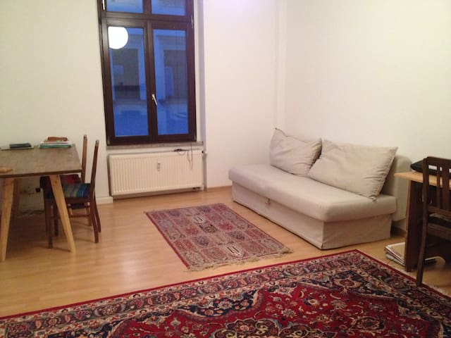 Lovely 2 rooms-Apartment Leipzig centre
