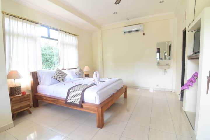 Calm and peaceful stay in Ubud center