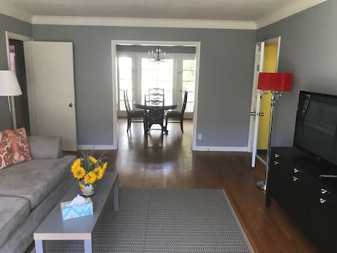 Walk to UCLA-One large bedroom & private bathroom