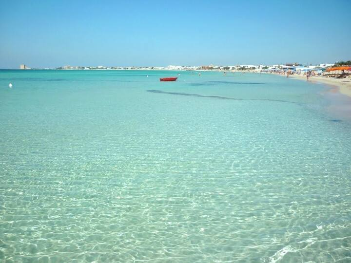 SUD. VILLA IN PUGLIA. SALENTO: SEA, SUN AND WIND!