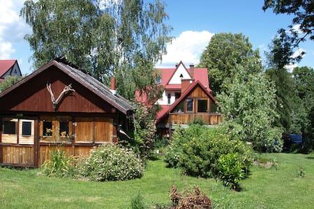 Home in the Linden Garden - Rabka-Zdrój - 独立屋