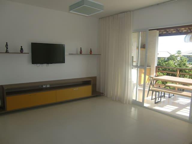 Apto de 02 quartos Cond.Reserva Imbassai - Conde - Apartamento
