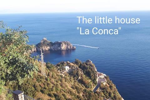 The Little House La Conca - Amalfi Coast