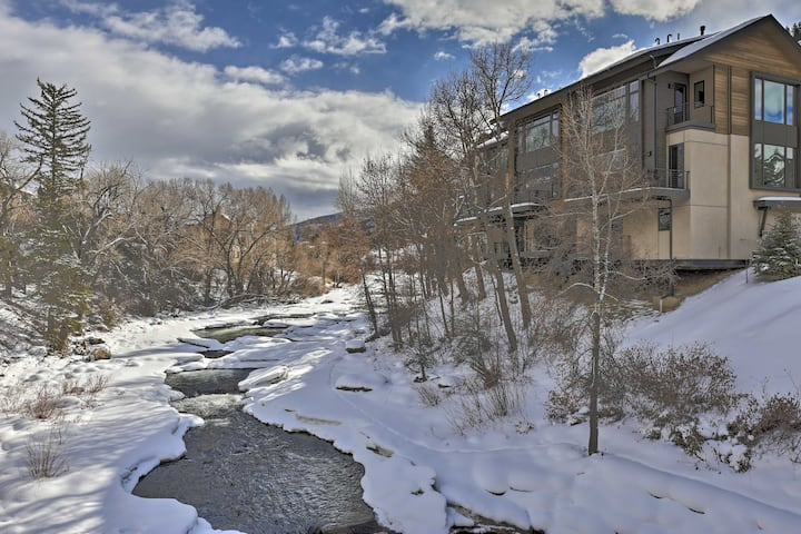 NEW! Luxurious Home, Walk to Beaver Creek Gondola!