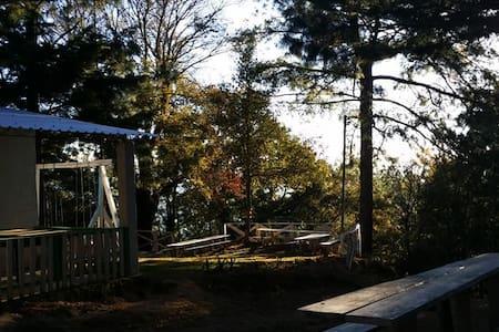 Cabaña Rústica de Montaña & Camping (Las Pilas)
