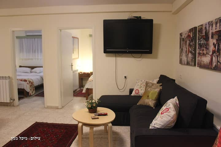 Cozy, Big & Beautiful Apartment
