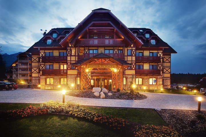 Hotel Kukučka****, App. A403, Tatranská Lomnica - Vysoké Tatry - Apartament