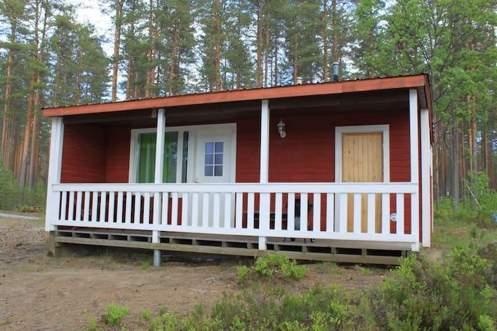 Cottage «Ruhkaranta Holiday Village» № 33