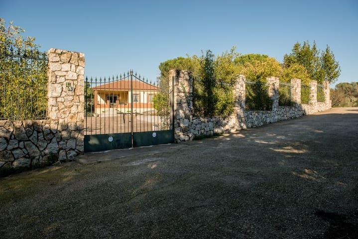 LA MILAGROSA CASA RURAL - Cordoba - Huis