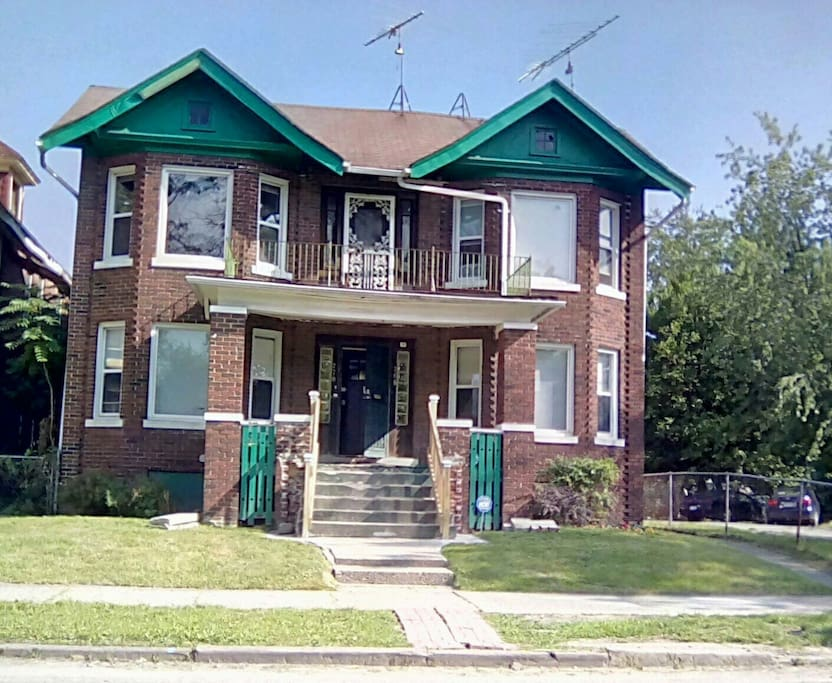 Hot North End 2br Private Apartment Apartments For Rent In Detroit Michigan United States