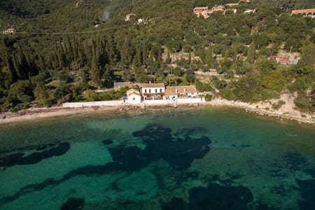 Villa Nissaki Olive Press Corfu - Корфу