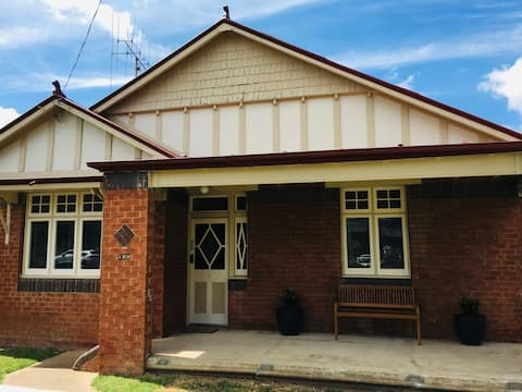 Freshly renovated house in the heart of the CBD